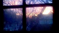 Christmas sunrise through kitchen window - HWW (Maenette1) Tags: christmas morning sunrise kitchen window menominee uppermichigan happywindowswednesday flicker365 allthingsmichigan absolutemichigan projectmichigan michiganchristmas