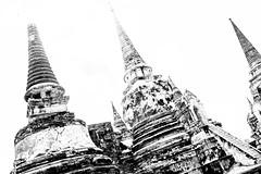 Tower of Hanoi (lorenzoviolone) Tags: finepix fujix100s fujifilm fujifilmx100s x100s mirrorless travel:southeastasia=2017 phranakhonsiayutthaya changwatphranakhonsiayuttha thailand changwatphranakhonsiayutthaya th