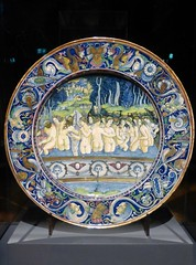 Wallace Collection (carolyngifford) Tags: wallacecollection london dish majolica maiolica italian