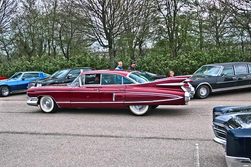 Cadillac Special Sedan 1959 (6432)
