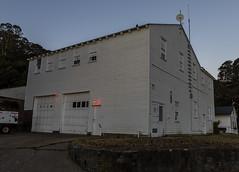 The North Garrison Firehouse (dcnelson1898) Tags: angelislandstatepark angelisland tiburon sanfranciscobay california northerncalifornia statepark outdoors america usa unitedstates firehouse northgarrison
