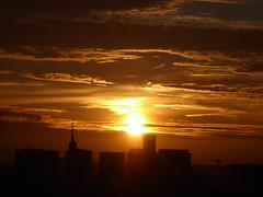 Sunset clouds (seikinsou) Tags: brussels belgium bruxelles belgique summer midsummer dusk skyline sky cloud sunset