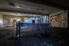 Abandoned Hospital (Alec-Gibson) Tags: abandoned atrisk hospital derelict disused decay poor da dangerousbuilding keepout urbex urbanexploration exploring scotland