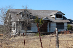 Abandoned Texas 1.13.19.10 (jrbeckwith) Tags: 2019 photo picture jr beckwith texas tx abandoned old history gone yesterday memories jbeckr church home house country