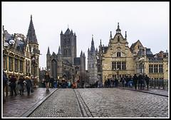 Paseando por Bélgica (edomingo) Tags: edomingoolympusomdem5 mzuiko1240 belgica gante