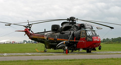 S-61   RS05   LWR   20060616 (Wally.H) Tags: sikorsky s61 rs05 sea king belgischeluchtmacht belgianairforce lwr ehlw leeuwarden airport