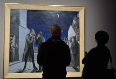 DSC_9140_5014. Paul Delvaux - Les phases de la lune - 1942. (angelo appoloni) Tags: paul delvaux lesphasesdelalune 1942