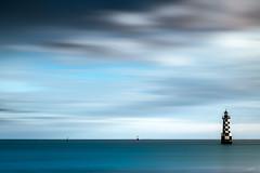 La Perdrix (Soregral) Tags: lighthouse ciel water océan brittany mer longexposure phare poselongue eau outdoor sky cloud nuage paysage techniquephoto seascape lumière bretagne filé leefilter