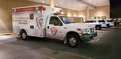 OptimuMedicine CCT ambulance (Summerlin540) Tags: typei ambulance ambulancia emt paramedic lasvegas nevada va veteranadministration nellis afb medical hospital ift transfer