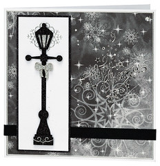 Craft Creations - Charlotte480 (Craft Creations Ltd) Tags: lamp lamppost christmas greetingcard craftcreations handmade cardmaking cards craft papercraft