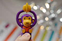 Coming for ya! (radargeek) Tags: mall oklahomacity pennsquaremall 2018 november veteransday lolliandpops candy store monkey candydispenser cymbals