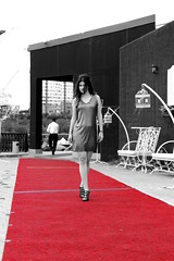Red Carpet (riccardolongo1) Tags: girl beauty beautiful turkey outdoor outside walk carpet red black white cool fashion influence dress lady gaga wedding code elegance style world ankara