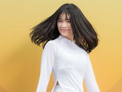 0301-4x3 (mapleal_2000) Tags: vietnam woman beautifulwoman aodai