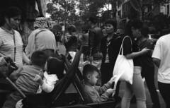(David Chee) Tags: leica m6 35mm summicron summicronm iv v4 f2 kodak trix 800 hc110 newyork nyc brooklyn sunset park chinatown 8th eighth avenue street rangefinder film analog blackandwhite bw