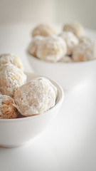 2018.12.07 Low Carbohydrate Walnut Snowball Cookies, Washington, DC USA 08961
