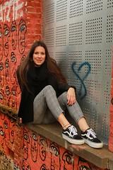 106 (boeddhaken) Tags: doel graffiti abandoned abandonedtown woman mostbeautifulwoman dreamwoman youngwoman beautifulwoman sexywoman cutegirl lovelygirl dreamgirl beautifulgirl belgiangirl prettygirl perfectgirl mostbeautifulgirl sexygirl brunette caucasian caucasianmodel belgianmodel model greatmodel belgiummodel whitemodel hotmodel posing longhair