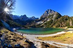Seebensee im November (Pixelkids) Tags: seebensee österreich tirol miemingerkette bergsee see gebirge berge sonne landschaft alpen bergsüchtig alpenliebe berglandschaft natur