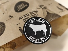 365:206: Australian .. smoky .. beef (Quave) Tags: 365the2018edition 3652018 day206 jul252018 beef burrito littledonkey smoky lunch