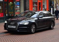 West Midlands Police Unmarked Audi A6 Armed Response Vehicle, Birmingham City Centre. (Vinnyman1) Tags: west midlands police unmarked audi a6 armed response vehicle birmingham arv firearms afo authorised officer emergency services service rescue 999 england uk united kingdom gb great britain