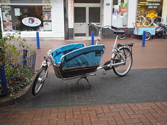 Gazelle Cabby (peterwoelwer) Tags: bicycle 100bicycles project detailed details bikes bike cycling 100bicyclesproject