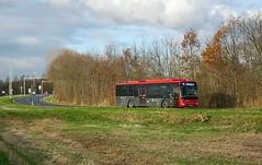 EBS 5058 - Geervliet (rvdbreevaart) Tags: ebs iveco crossway geervliet n218 rnet bus openbaarvervoer publictransport öpnv raw rawtherapee cng gnc