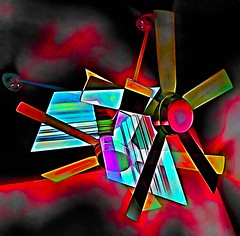Fan-Tastic Contraption (Rusty Russ) Tags: fantastic contracption secret great wonderful colorful day digital art graffiti window flickr country bright happy colour eos scenic america world sunset beach water sky red nature blue white tree green light sun cloud park landscape summer city yellow people old new photoshop google bing yahoo stumbleupon getty national geographic creative composite manipulation hue pinterest blog twitter comons wiki pixel artistic topaz filter on1 tinder russ seidel artist outside facebook