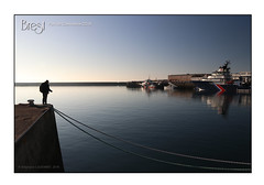Brest, port de commerce 2018 - La pêche ... (porte-plume) Tags: brest port