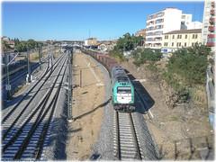 Tramesa en Zamora (440_502) Tags: 335 037 3537 zamora vigo guixar comsa rail transport tramesa euro4000