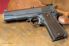 1945 Remington-Rand M 1911 A1 Army (J Centavo) Tags: remington rand m 1911 a1 army 45