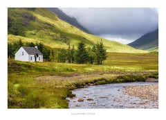 Lagangarbh cottage (http://www.paradoxdesign.nl) Tags: buachaille etive mòr lagangarbh cottage glencoe glen cou coupall river mountains landscape wow scotland highlands schotland schottland ecosse écosse paysage nature architecture