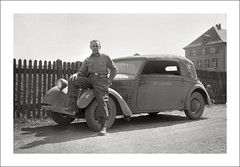 Vehicle Collection (9326) - DKW (Steve Given) Tags: workingvehicle automobile worldwartwo ww2 soldier gemany military