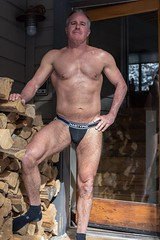 Dale Savage (erikfritzsche) Tags: gay schwul underwear socks
