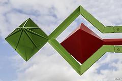 Juguete del viento - César Manrique (frankkevedo) Tags: lanzarote laspalmas canarias manrique juguete viento color aire