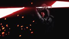 The Phantom Menace (Anofelah) Tags: sith darth maul star wars battlefront lightsaber character darkness