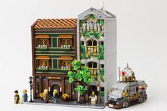 1_D4C3865 (TheOriginalKoalaYummies) Tags: lego architecture modular dungeons dragons cottage