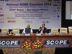 20141119_143627 (newsmsme) Tags: national msme conclave 2014
