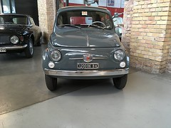 Fiat Nuova 500 decappotabile (Transaxle (alias Toprope)) Tags: