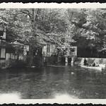 Archiv R766 Hammer-Mühle, Blautopf, 1930er thumbnail