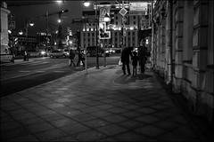 DRD160401_0326 (dmitryzhkov) Tags: street life moscow russia human monochrome reportage social public urban city photojournalism streetphotography documentary people bw night lowlight nightphotography dmitryryzhkov blackandwhite everyday candid stranger