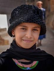 Taiz Street (Rod Waddington) Tags: middle east yemen yemeni girl culture cultural child streetphotography street portrait people taiz city outdoor ethnic ethnicity
