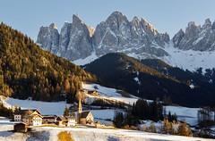 S. Maddalena (cesco.pb) Tags: valdifunes smaddalena odle dolomiten dolomiti dolomites alps alpi sudtirol altoadige italia italy canon canoneos60d tamronsp1750mmf28xrdiiivcld montagna mountains