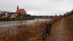 P-Carpo rollout Oberndorf (Automatikman) Tags: 0415mw 25112018 bike biketour salzburg salzburgerland austria österreich salzach treppelweg bayern deutschland germany rollrunde stevens pcarpo tour