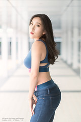 Sapphire (Francis.Ho) Tags: sapphire xt2 fujifilm girl woman female femme lady portrait people beauty pretty lips eyes hair face chinese model elegant glamour young sensuality fashion naturallight cute goddess asian daylight sunlight outdoor