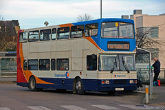 S165 RET (16465) (Photography By Ryan Webb) Tags: s165 ret 16465 stagecoach lincolnshire scunthorpe volvo olympian alexander rl