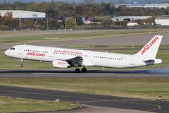 SmartLynx Airbus A321-231 YL-LCV BHX 20/10/18 (bhx_flights) Tags: jet2 smartlynx airport airbus airbus321 airbusa321 bhx birmingham birminghamairport egbb landing