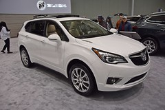 2019 New England International Auto Show in Boston (mike01905) Tags: 2019 buick envision newengland international autoshow