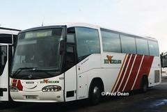 Bus Eireann SI29 (99D6031). (Fred Dean Jnr) Tags: buseireann si29 99d6031 limerickgarage june1999 hui9695 s349set scania l94 irizar century