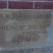 Hartley County Courthouse Cornerstone (Channing, Texas)