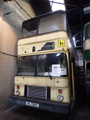 Nottingham Heritage Vehicles - NCT 382 (DM Transport Photos) Tags: nottingham city transport moving people andrews tideswell