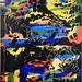 """Psychodelic"" by Tabetha P, acrylic, $15.00"